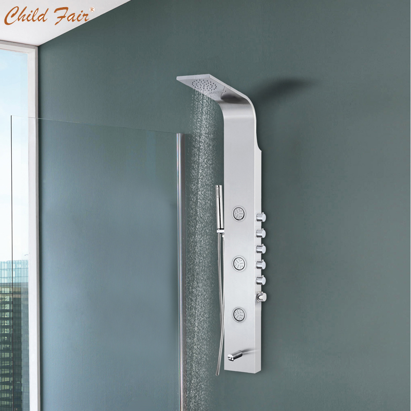 Stainless Steel Shower Panel  CF8026